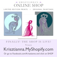 My new Online Shop is LIVE!