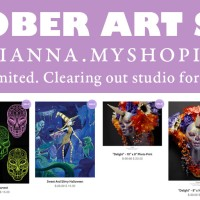October Art Sale!